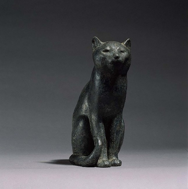Cat by Chen Wen Hsi contemporary artwork
