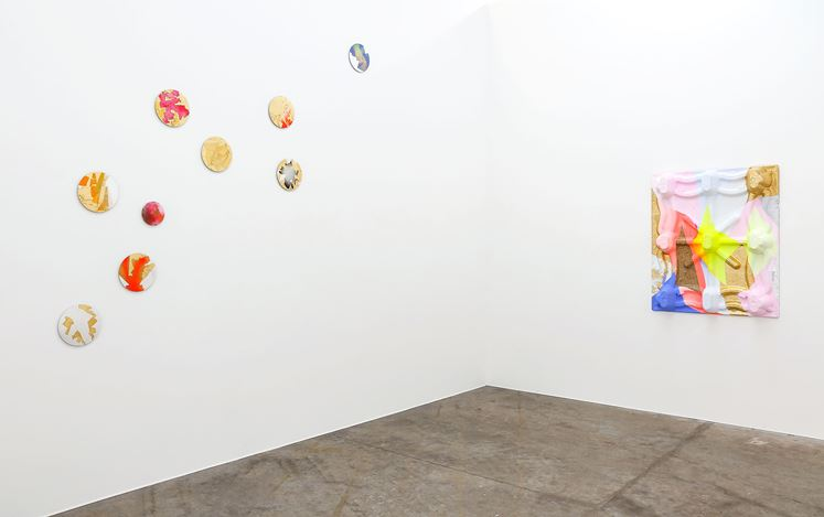 Exhibition view: Miranda Parkes, relationship status, Jonathan Smart Gallery (2 July–1 August 2020). Courtesy Jonathan Smart Gallery.