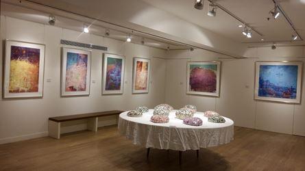 Exhibition view: Yi Kai and Wu Shaoxiang, Chinese Dream, Alisan Fine Arts, Aberdeen, Hong Kong (24 September–15 December 2018). Courtesy Alisan Fine Arts.