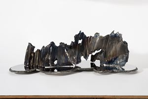 Trace of Landscape-1 by Hsi-Te Sung contemporary artwork