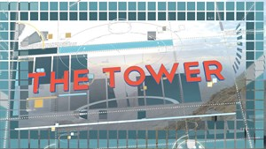 The Tower by The Work Of Hito Steyerl contemporary artwork