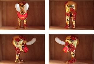 Tropical Treasure #1 by Uji 'Hahan' Handoko Eko Saputro contemporary artwork