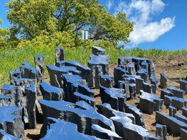 Sarah Sze Sculpture 'Fallen Sky' Lands at Storm King