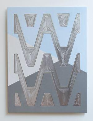 Wave by Julian McKinnon contemporary artwork