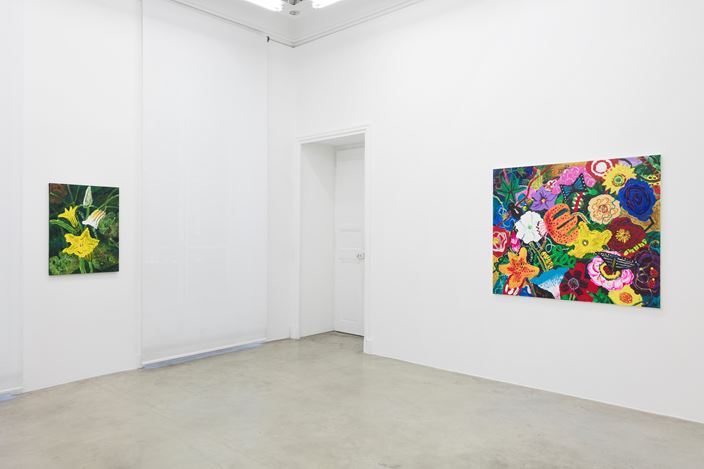Exhibition view: Kim Chong-Hak, Vitality,Perrotin, Paris (16 March–11 May 2019). Courtesy the artist and Perrotin. Photo: Claire Dorn.
