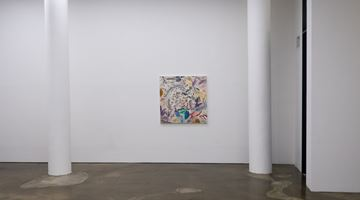 Contemporary art exhibition, Woo Tae Kyung, Painting of Drawings at Gallery Chosun, Seoul, South Korea