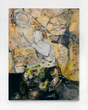 Tufa dreams by Francesca Mollett contemporary artwork