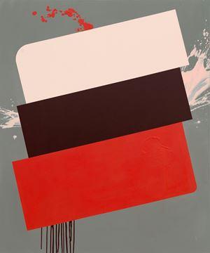 Keeping secrets 3 by Henriette Grahnert contemporary artwork