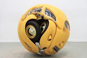Beetle Sphere by Ichwan Noor contemporary artwork