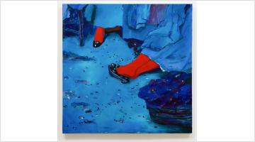 Contemporary art exhibition, Joshua Petker, The Flirt at Anat Ebgi, Culver City, Los Angeles