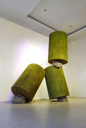 Tak Berakar, Tak Berpucuk - No. 7 by Handiwirman Saputra contemporary artwork