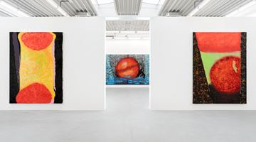 Contemporary art exhibition, Vaughn Spann, Smoke Signals at Almine Rech, Brussels