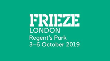 Contemporary art exhibition, Frieze London 2019 at Esther Schipper, Berlin
