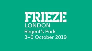 Contemporary art exhibition, Frieze London 2019 at Thomas Dane Gallery, London