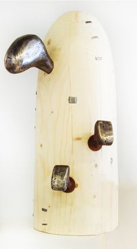 Totem by Ghassan Zard contemporary artwork sculpture