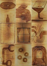 Geometria Dulce III by Eduardo Navarro contemporary artwork mixed media
