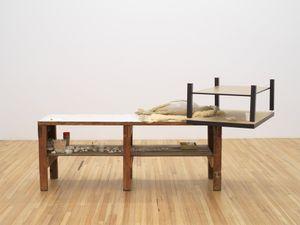 Float by Liz Magor contemporary artwork sculpture