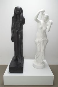 The Mete of the Muse by Fred Wilson contemporary artwork sculpture