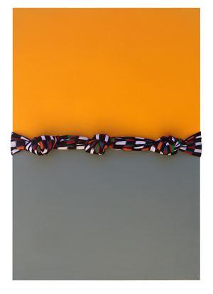 Nudo/Knot by Antonio Pichilla contemporary artwork