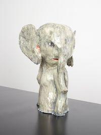 Big Girl Now by Klara Kristalova contemporary artwork sculpture, ceramics