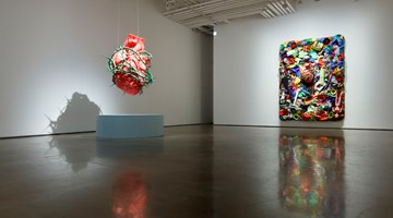 Contemporary art exhibition, Ahn Chang Hong, Heart of the Artist 화가의 심장 at Arario Gallery, Seoul