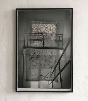 Identificazione del luogo (casa Sortino Parisi) by Luca Vitone contemporary artwork