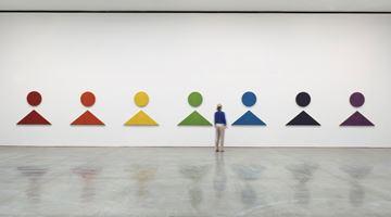 Contemporary art exhibition, Jennifer Guidi, Gemini at Gagosian, 555 West 24th Street, New York