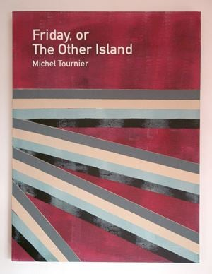 Friday, or The Other Island / Michel Tournier by Heman Chong contemporary artwork