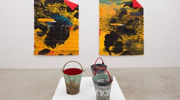 Contemporary art exhibition, Group Exhibition, Crossing Place: Contemporary Art from Sri Lanka at Baik Art, Los Angeles