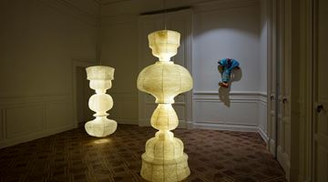 Contemporary art exhibition, Lynda Benglis, Spettri at Thomas Dane Gallery, Naples