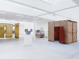 Home girls: female artists explore domestic architectures at Sadie Coles
