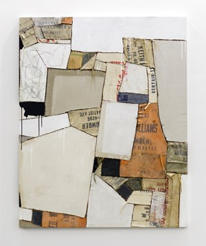 Keith Lumber by Sally Ross contemporary artwork