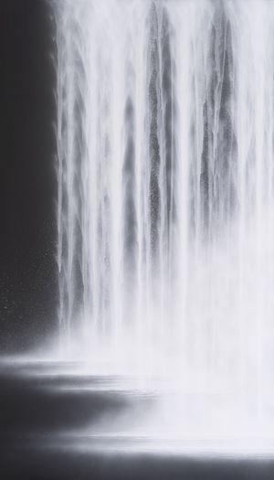 Waterfall by Hiroshi Senju contemporary artwork