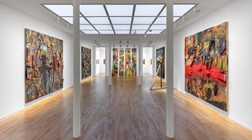 Contemporary art exhibition, Jim Dine, A Day Longer at Templon, 30 rue Beaubourg, Paris