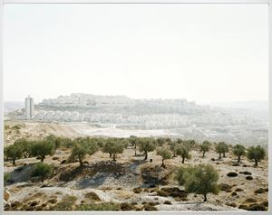 What We Want, Bethlehem, T62 by Francesco Jodice contemporary artwork