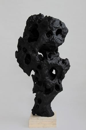 Ink Rock Series by Zhang JianJun contemporary artwork