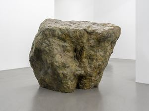 Figure Advancing by William Tucker contemporary artwork