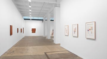 Contemporary art exhibition, Mildred Thompson, Throughlines: Assemblages and Works on Paper from the 1960s to the 1990s at Galerie Lelong & Co. New York