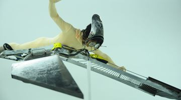 Contemporary art exhibition, Tong Kunniao, Just Stay In The Cold at Hua International, Berlin