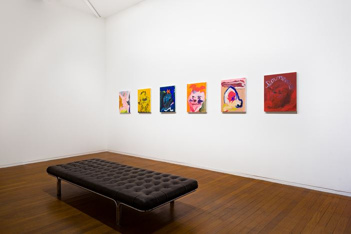 Exhibition view: Tom Polo, I still thought you were looking, Roslyn Oxley9 Gallery, Sydney (18 April–11 May 2019). Courtesy Roslyn Oxley9 Gallery.