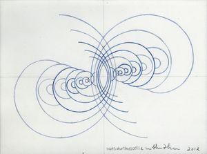 Waves 《波》 by Inga Svala Thórsdóttir & Wu Shanzhuan contemporary artwork painting, works on paper, drawing