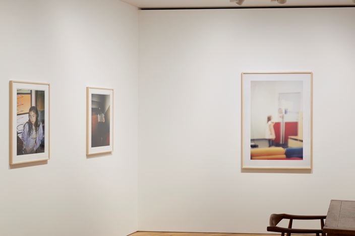 Exhibition view: Ittetsu Matsuoka, Yasashiidake, Taka Ishii Gallery Photography / Film, Tokyo (3–31 October 2020). Courtesy Taka Ishii Gallery Photography / Film, Tokyo.Photo: Kenji Takahashi.