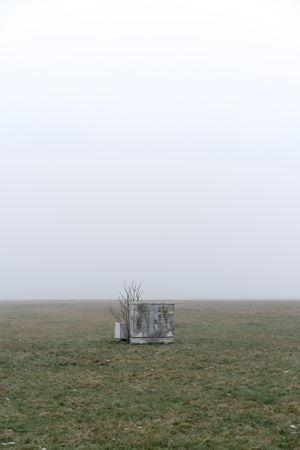 Tempelhofer Feld by Niklas Goldbach contemporary artwork