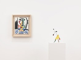 Picasso and Calder's grandsons team up for a sparkling joint show