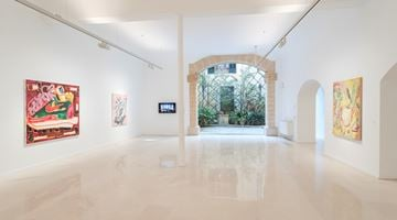 Contemporary art exhibition, Group Exhibition, Cadmio limón at Galería Pelaires, Palma
