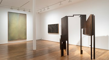 Contemporary art exhibition, Anthony Caro, Jules Olitski, Les années 70 - 80 at Templon, 28 Grenier Saint-Lazare, Paris