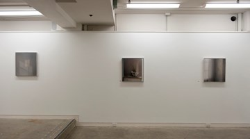 Contemporary art exhibition, Emily Wolfe, Lost Property at Page Galleries, Wellington