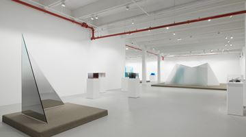 Contemporary art exhibition, Larry Bell, Still Standing at Hauser & Wirth, 22nd Street, New York