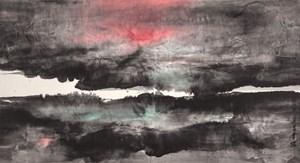 Sunlight by Lui Shou-Kwan contemporary artwork