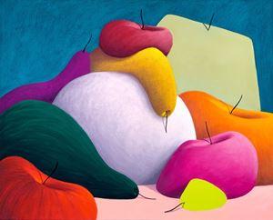 Still Life by Nicolas Party contemporary artwork